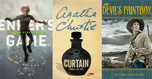 agatha christe,books,censorship,classroom controversy,enders-game,suspension,teachers