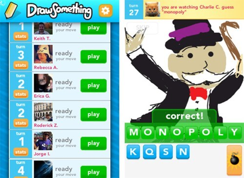 Zynga Draw Something Acquisition of the Day