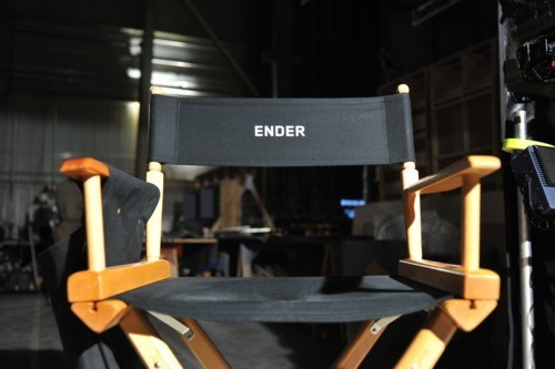 Ender's Game Set Photo of the Day