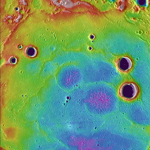 Mercury Discoveries of the Day