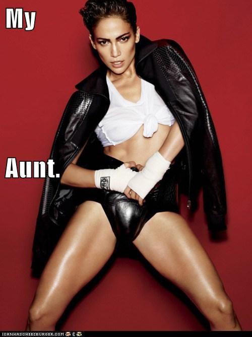My Aunt.