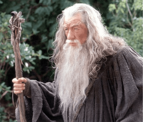 Gandalf Saves Hobbit Pub of the Day