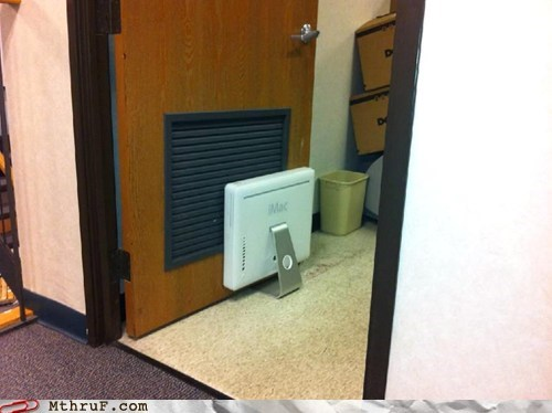 The Expensive Doorstopper