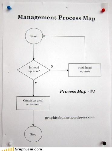Universal Management Flow Chart