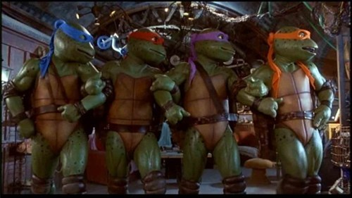 Teenage Mutant Ninja Turtles Movie Details of the Day