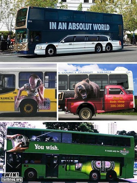 Bus Ads WIN
