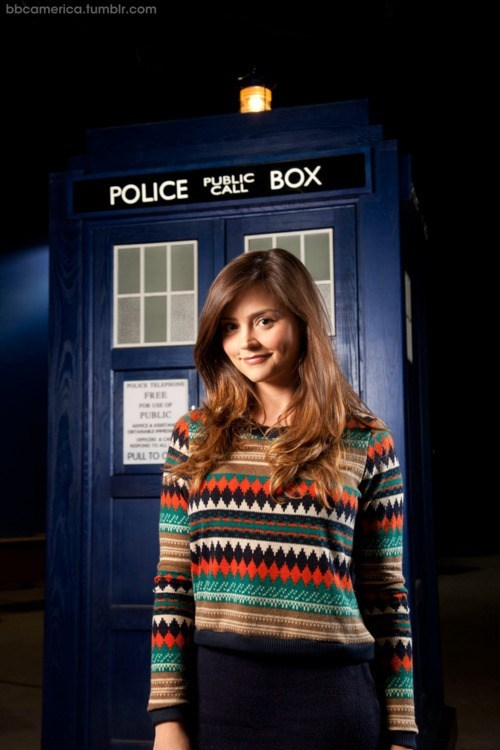 Doctor Who Companion Photo of the Day