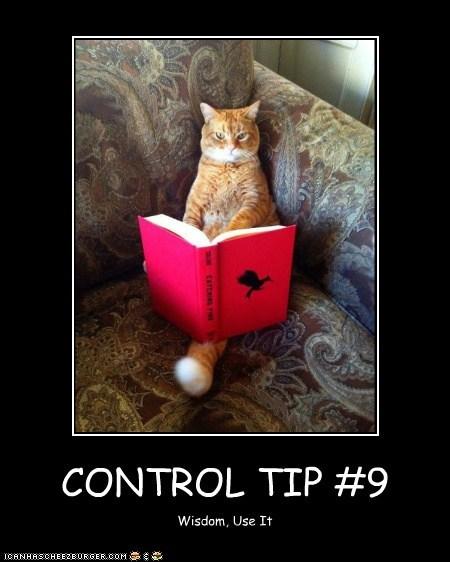 CONTROL TIP #9