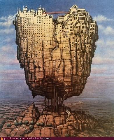 art,city,dream,world,wtf