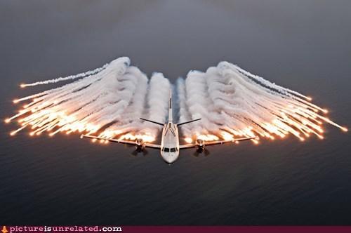 angel,Death,plane,wings,wtf