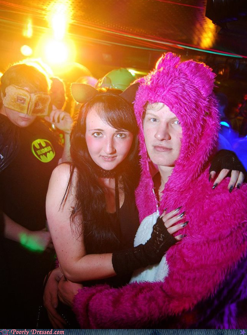 cat ears,costume,fuzzy,rave