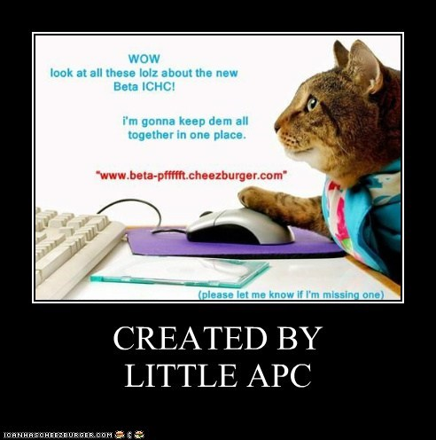CREATED BY LITTLE APC
