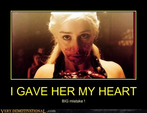 I GAVE HER MY HEART