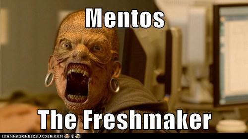 commercial,grimm,lizard man,mentos,monster,Skalengeck