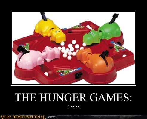 THE HUNGER GAMES: