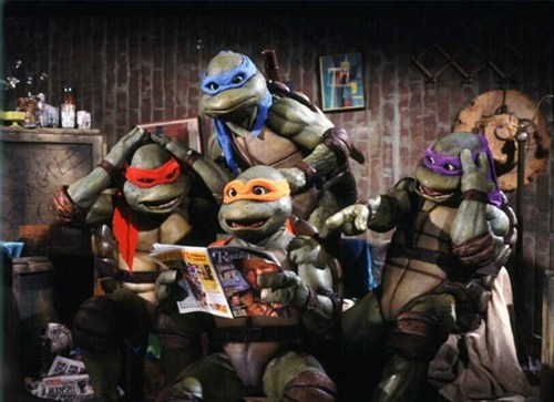 Ninja Turtles Movie Rumor of the Day