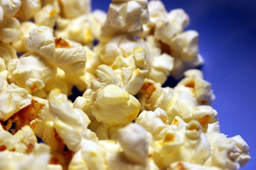 Popcorn Health Study of the Day