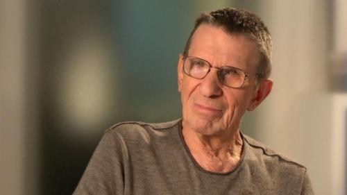 Leonard Nimoy Turns 81 of the Day