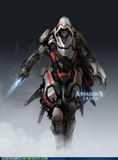 Assassin's Creed: Future Warfare