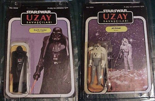 Bootleg Star Wars Figures of the Day