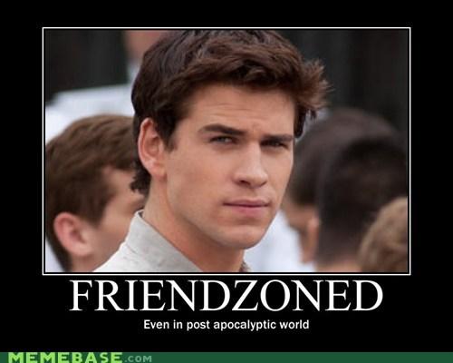 friend zone,hilarious,hunger games,teen drama