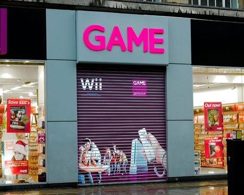 Follow Up of the Day: UK Games Retailer GAME Closes 277 Stores, Suspends Online Services
