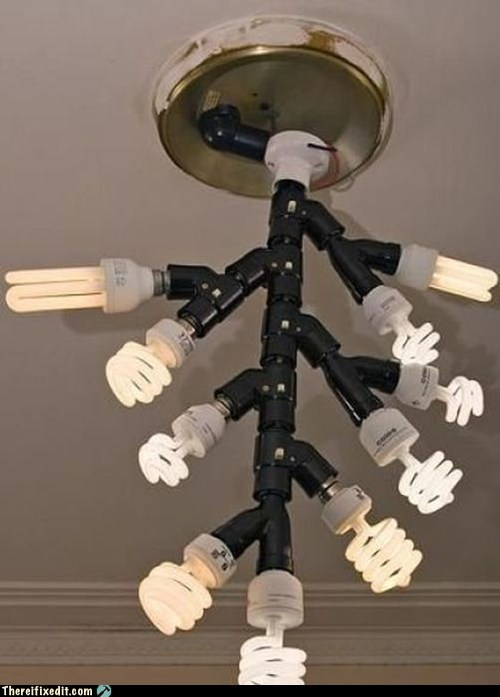 There I Fixed It: How Many Lightbulbs Does It Take to Screw in Some Aesthetics?
