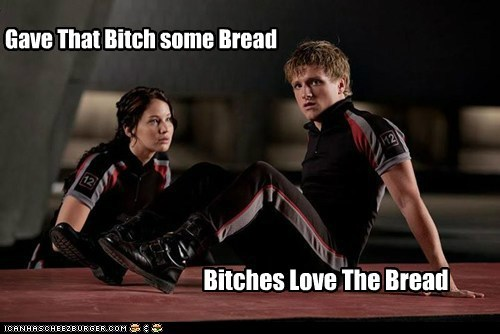 Bitches Love The Bread