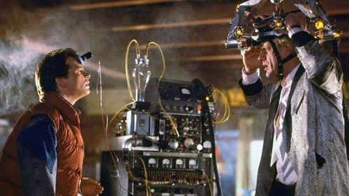 Back to the Future Remake Rumor of the Day