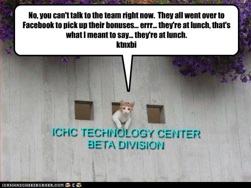 ICHC TECHNOLOGY CENTERBETA DIVISION