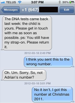 DNAwkward...