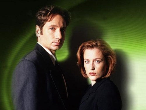 X-Files Reunion of the Day