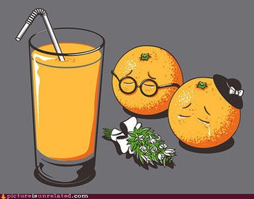 R.I.P Mister Orange