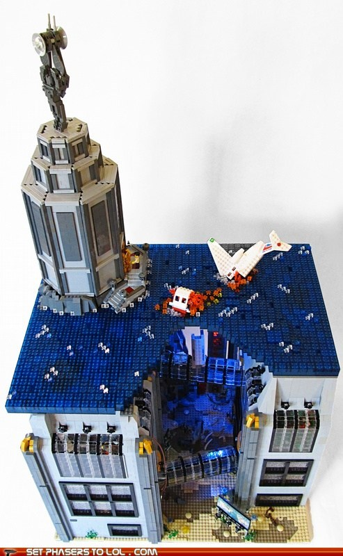 Rapture in Lego