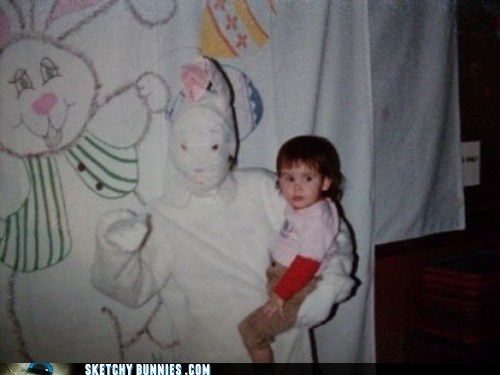 Slender Bunny, Is that You?