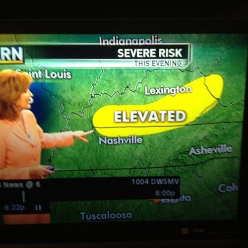 Elevated Risk FAIL