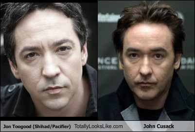 Jon Toogood (Shihad/Pacifier) Totally Looks Like John Cusack
