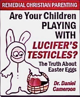 Sketchy Bunnies: Facts! Truth! Science! Doctor-Approved Science Facts About Easter Eggs!
