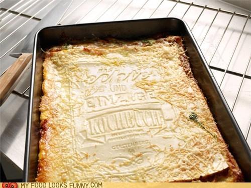 cook,cookbook,edible,lasagna,noodles,pages