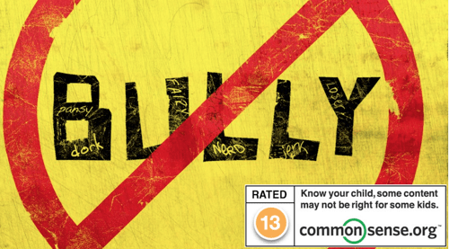 Follow Up of the Day: Bully Gets 13+ Rating from Common Sense Media