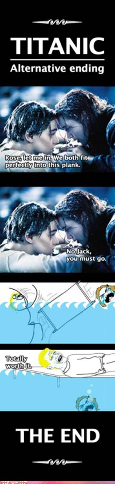 Titanic: The Alternate Ending