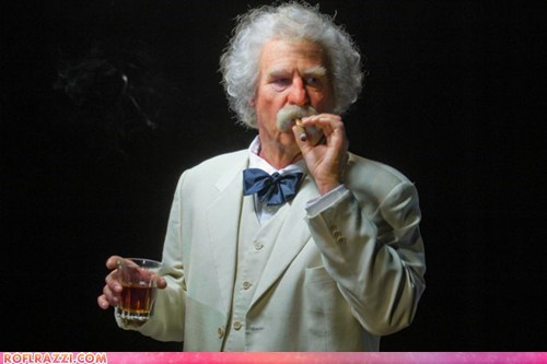First Look: Val Kilmer as Mark Twain
