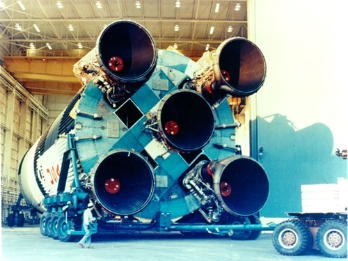 Apollo 11 Engine Recovery Mission of the Day