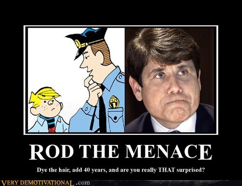 ROD THE MENACE