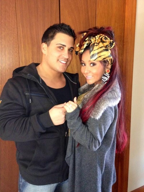 Snooki's Engagement Ring of the Day
