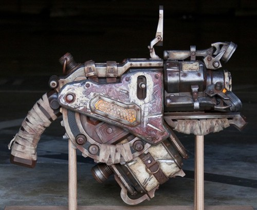 Gears of War Digger Launcher Replica of the Day