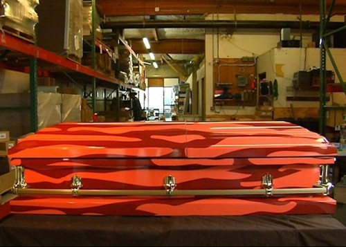 Bacon Coffin of the Day