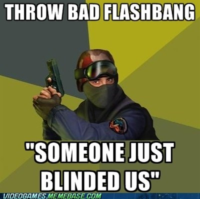 Scumbag Counter Strike Player