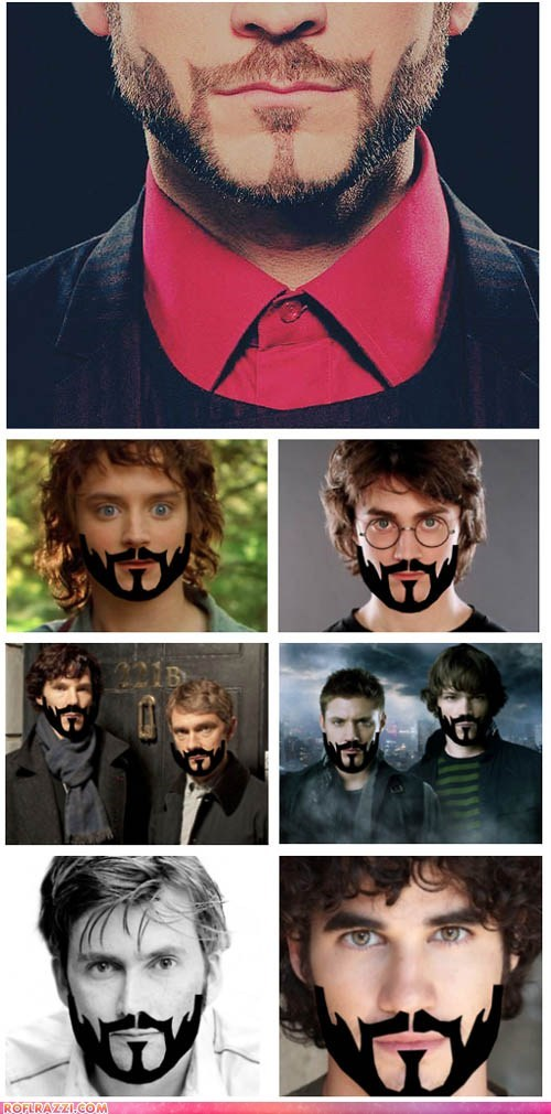 benedict cumberbatch,Daniel Radcliffe,David Tennant,elijah wood,funny,Hall of Fame,Movie,seneca crane,hunger games,wes bentley