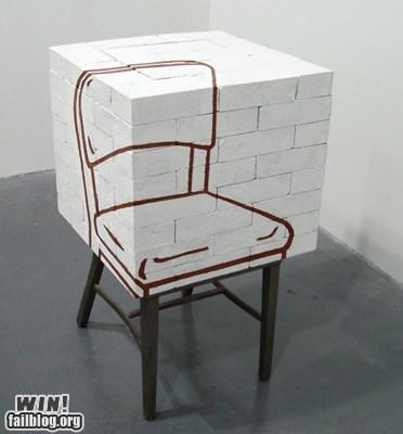 Illusion Chair WIN